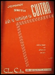 Johnny Smith - Aids to Technique for Guitar
